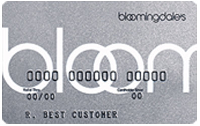 Bloomingdale's Credit Card