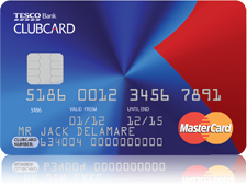 Tesco Radial Credit Card