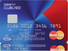 Tesco Radial Credit Card